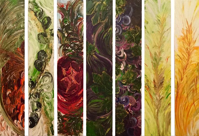 The Seven Species