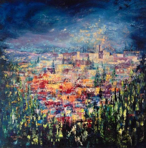 Jerusalem from Afar