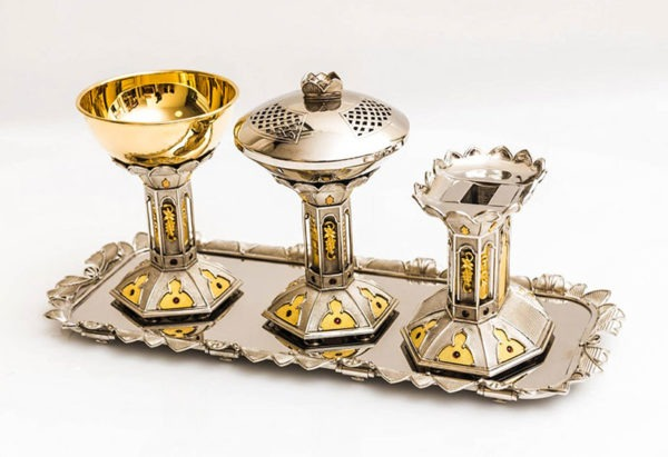 Contemporary Havdalah Set